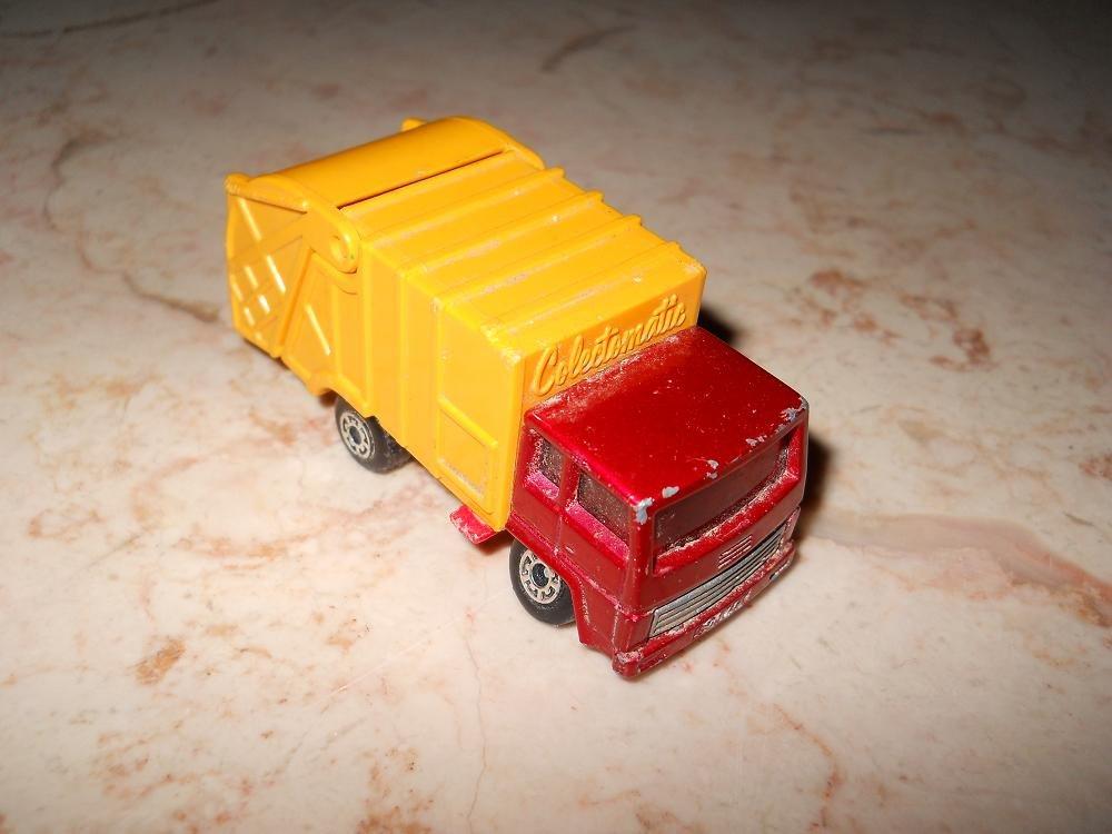 Refuse Truck - Matchbox - Superfast - #36 - 1979