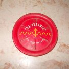 Metal Ashtray - To Your Health - Na-Zdrowie - Polish - Red