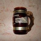 Siesta Ware - Roseland Park Mug - Brown Glass With Wooden Handle