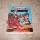 The Treachery Of Modulok - Mini Comic - Masters Of The Universe - 1985