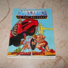 The Battle Of Roboto - Mini Comic - Masters Of The Universe - 1984