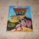 The Power Of Point Dread - Mini Comic - Masters Of The Universe - 1982