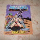 Slave City - Mini Comic - Masters Of The Universe - 1983