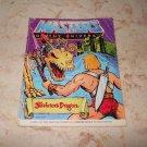 Skeletors Dragon - Mini Comic - Masters Of The Universe - 1984