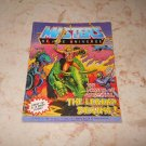 The Powers Of Grayskull: The Legend Begins - Mini Comic - Masters Of The Universe - 1986
