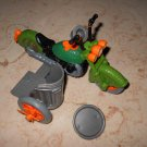 Turtlecycle - Playmates - 1989 - Teenage Mutant Ninja Turtles - Complete