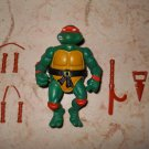 Michaelangelo - Playmates - 1988 - Hard Head - Teenage Mutant Ninja Turtles - Incomplete