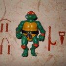 Michaelangelo - Playmates - 1988 - Hard Head - Teenage Mutant Ninja Turtles - Incomplete