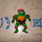 Breakfightin Raphael - Playmates - 1989 - Teenage Mutant Ninja Turtles - Complete