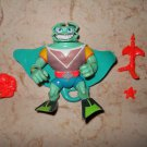 Ray Fillet - Playmates - 1990 - Teenage Mutant Ninja Turtles - Complete