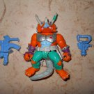Triceraton - Playmates - 1990 - Teenage Mutant Ninja Turtles - Complete