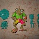Napoleon Bonafrog - Playmates - 1990 - Teenage Mutant Ninja Turtles - Complete