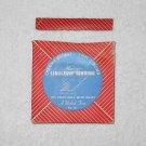 United Aluminum - Linoleum Binding #50 - 12 1/2 Foot Roll - Box Only - Vintage