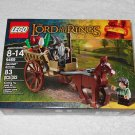 LEGO 9469 - Gandalf Arrives - The Lord Of The Rings - 2012 - New
