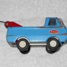 Tonka - Tow Truck - Blue - Metal - Vintage