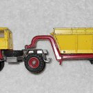 Corgi Toys - Articulated Goose Dumper - #406 - Yellow - Metal - Vintage