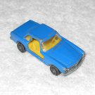 Corgi Juniors - Mercedes-Benz 280 SL - Whizzwheels - Blue - Metal - Vintage