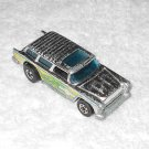 Alive '55 - Hot Wheels - Silver - Metal - 1969