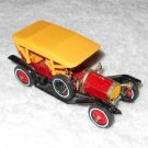 Matchbox - 1912 Simplex - #Y-9 - Red, Black & Yellow - Metal - Vintage