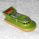 Rescue Hovercraft - #72 & #2 - Matchbox - Green - Metal - 1972