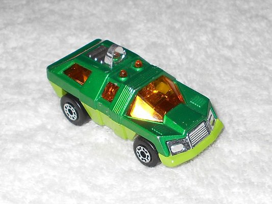 Planet Scout - #59 - Matchbox - Green - Metal - 1975