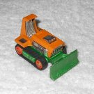 Big Bull - #12 - Matchbox - Orange & Green - Metal - 1975