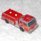 Fire Pumper Truck - #29 - Matchbox - Red - Metal - Vintage