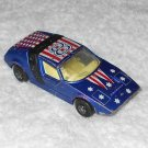 Siva Spyder - #41 - Matchbox - Blue - Metal - 1972