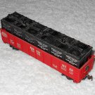 Lionel - Michigan Central Freight Car - #0865 250 - HO Scale - Red - Vintage