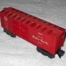 Lionel - Baby Ruth Freight Car - #X6014 - O Scale - Red - Vintage