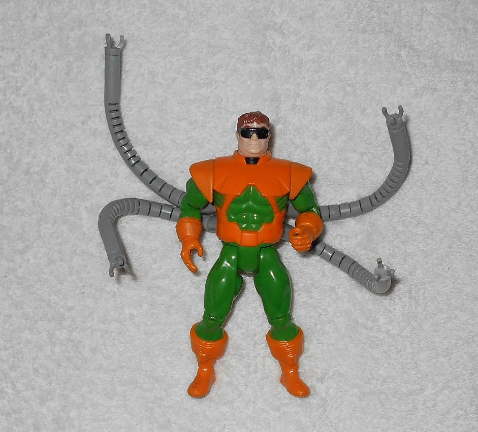 Dr. Octopus - Toy Biz - 1994 - Incomplete