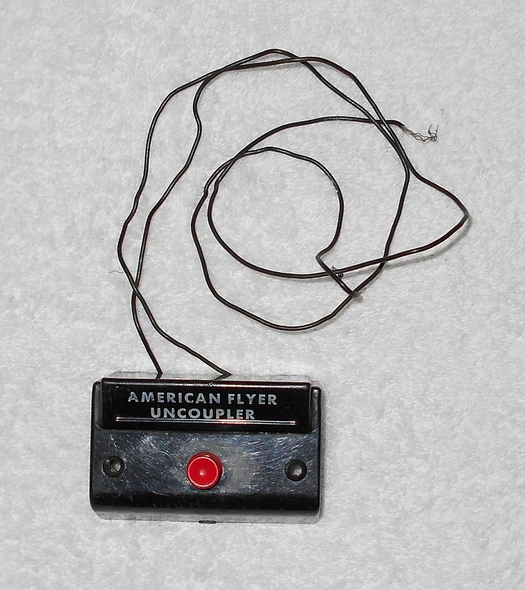 American Flyer - Uncoupler - Includes Wires - Vintage