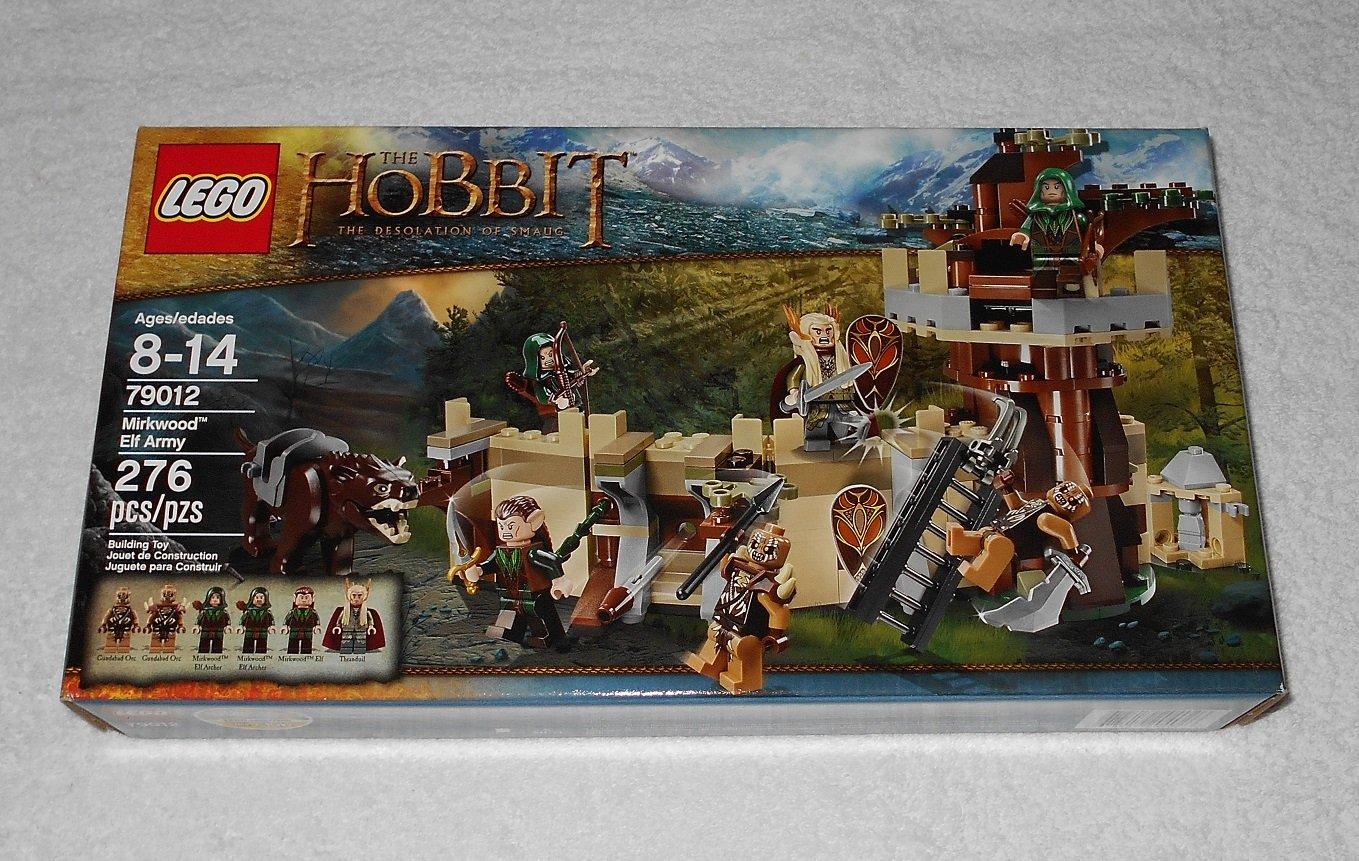 LEGO 79012 - Mirkwood Elf Army - The Hobbit - 2013 - New