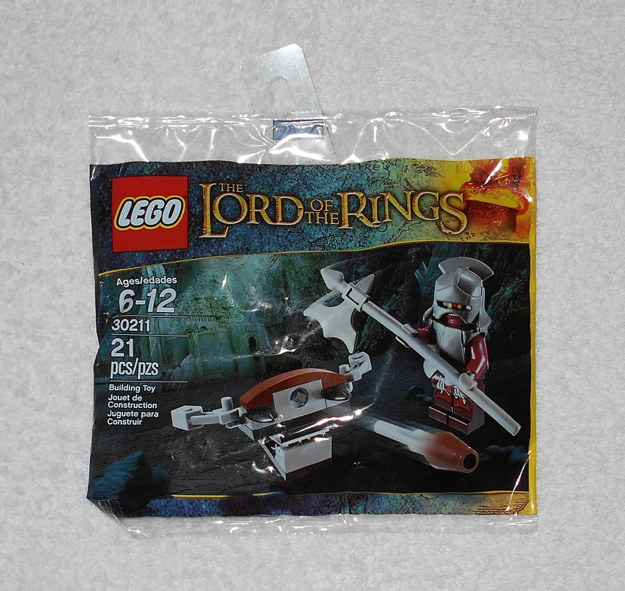 LEGO 30211 - Uruk-hai With Ballista - The Lord Of The Rings - 2012 - New