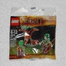 LEGO 30212 - Mirkwood Elf Guard - The Hobbit - 2012 - New