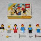 LEGO 6302 - Mini-Figure Set - Legoland - 1982 - Complete Set w/ Original Box
