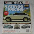 """""""Consumer Reports: Cars Ratings & Pricing Guide: Fall 2007"""" by David Schiff (2007)"""