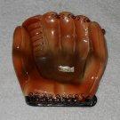 Baseball Mitt Shaped Ceramic Ashtray - Limited Edition 52/909 - Vintage