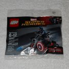 LEGO 30447 - Captain America's Motorcycle - Super Heroes - 2016 - New