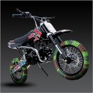 125cc taotao dirt bike 4 stroke with Free Shipping