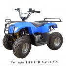 110cc 4-stroke kids ATV WHEELER with racks free shipping