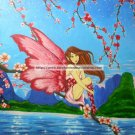 Cherry Blossom Fairy