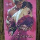 ONE WEEK AS LOVERS by Victoria Dahl