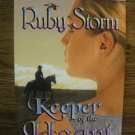 KEEPER OF THE HEART by Ruby Storm