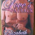 LOVE'S PAYBACK by Elizabeth Lapthorne