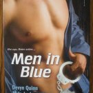 MEN IN BLUE by Devyn Quinn, Myla Jackson, & Delta Dupree