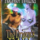 THE DRIGON'S FALL by Heather Holland