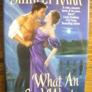 WHAT AN EARL WANTS by Shirley Karr