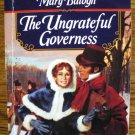 THE UNGRATEFUL GOVERNESS by Mary Balogh
