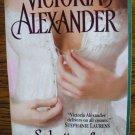 SEDUCTION OF A PROPER GENTLEMAN by Victoria Alexander